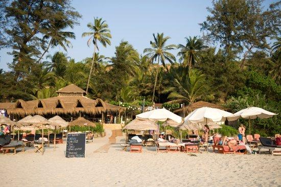 Ashwem Beach, North Goa